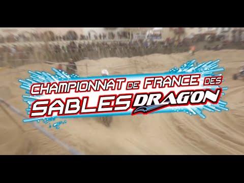 Enduropale du Touquet 2015 - Championnat de France Drag'on