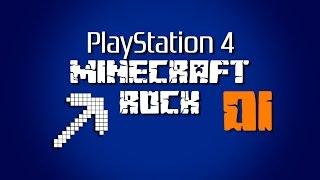 Minecraft z Mikołajem (S01E01) Zaczynamy na konsoli (PS4 - split-screen)