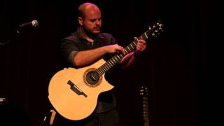 """aerial boundaries"" andy mckee @ yoshi"