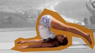 Bloat Be Gone Pilates Workout | Pilates Bootcamp With Cassey Ho