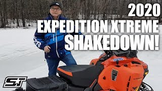 Highs and Lows of the 2020 Ski-Doo Expedition Xtreme