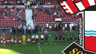 HIGHLIGHTS: Swindon Town 0-1 Southampton