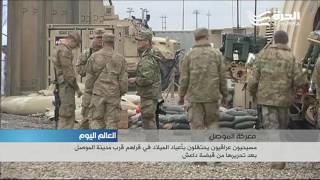 5000 جندي اميركي سيشاركون في المرحلة الثانية من الهجوم على مركز مدينة الموصل