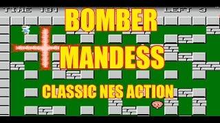 Original Nintendo Bomberman Classic Game Review