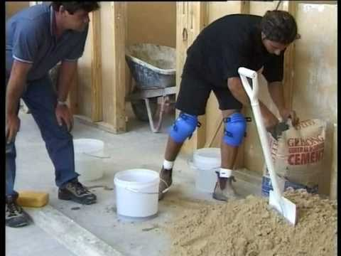 how to tile grout part 2 screeding a floor the best. Black Bedroom Furniture Sets. Home Design Ideas