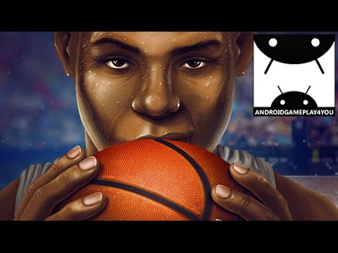 Baller Legends Basketball Android GamePlay Trailer (1080p) (By Battery Acid Games, Inc.)