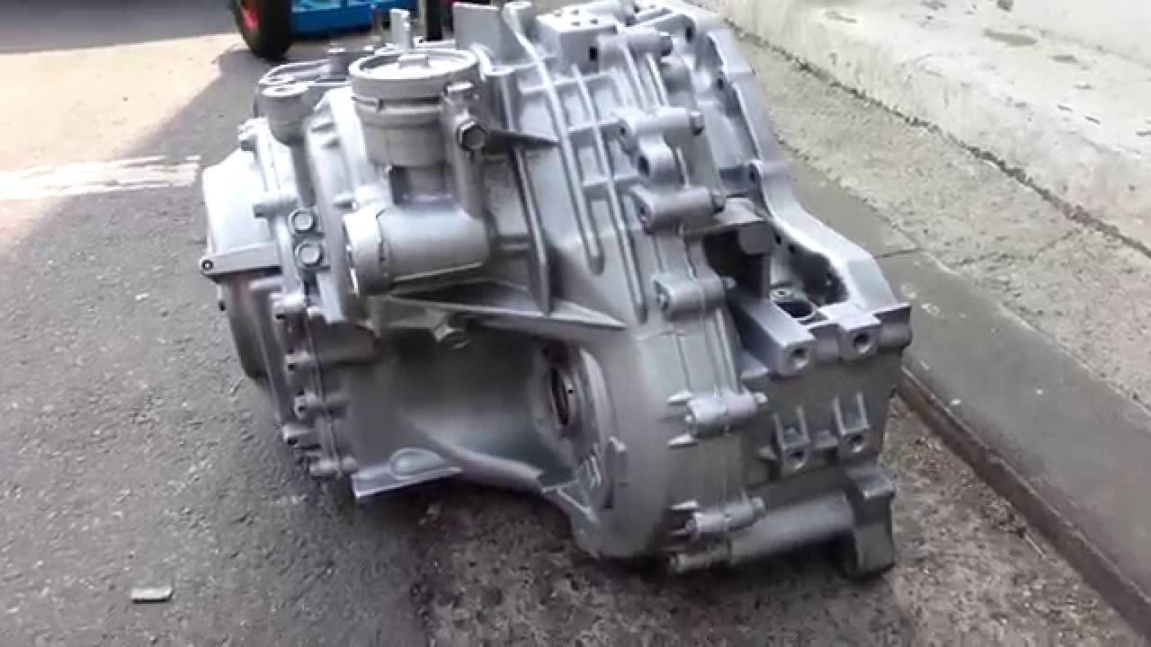Kia Picanto Automatic Transmission - YouTube