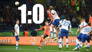 Шахтер Динамо 1 0 Сергеи Кривцов после матча