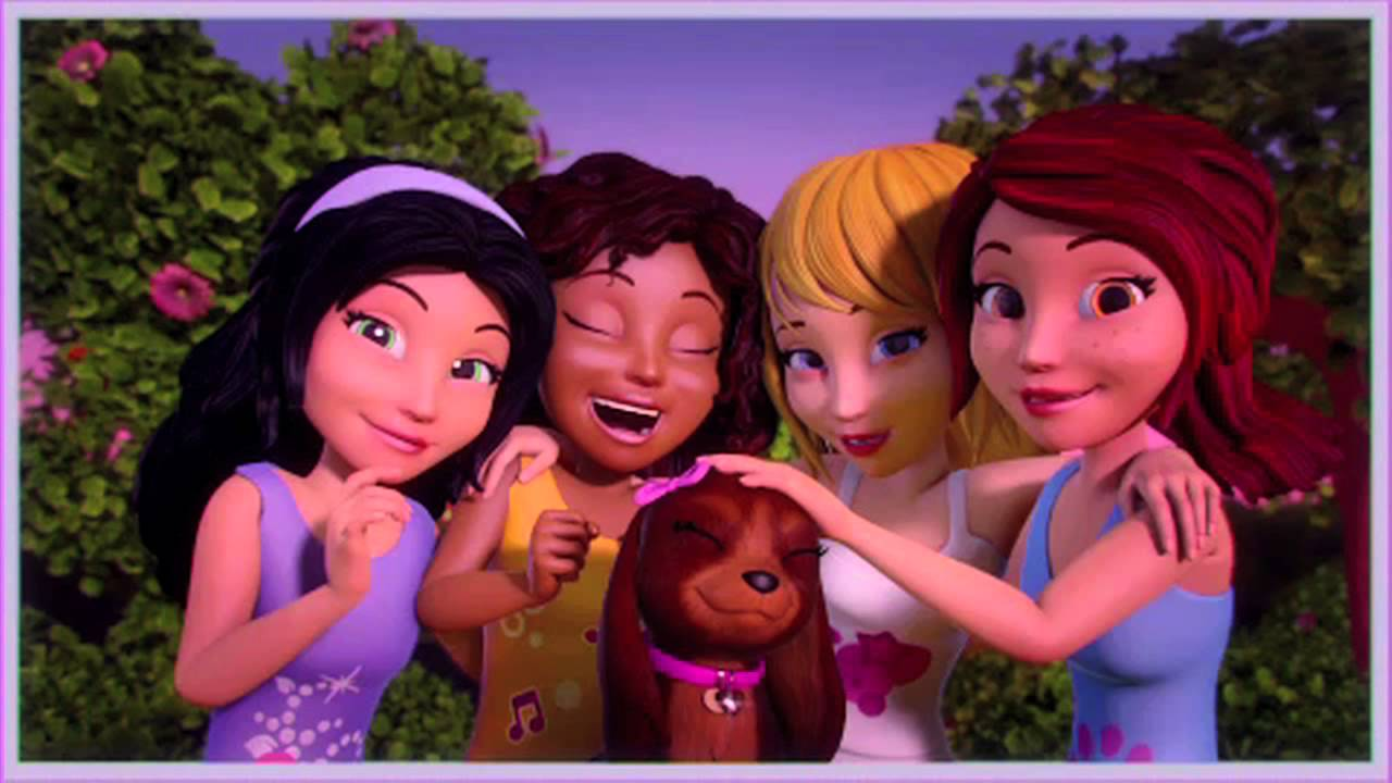 LEGO® Friends - Music Video - YouTube