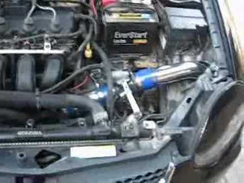 Dodge Neon Cold Air Intake Youtube