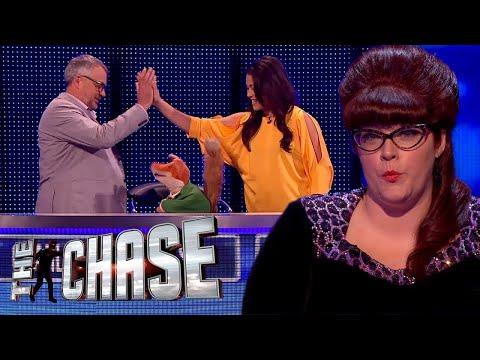 Basil Brush, Sam Quek, Charlie Higson's £23,000 Final Chase WIN | The Celebrity Chase