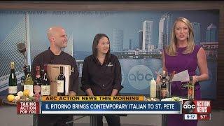 Il Ritorno brings Italian cuisine to St. Petersburg