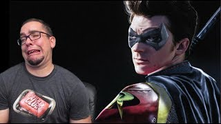 Drake Bell Teases Robin Role because He Can