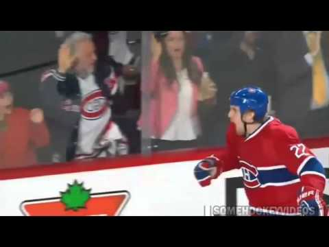 Dale Weise and Milan Lucic's Rivalry During the 2014 Playoff
