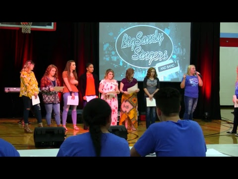 Big Sandy Idol at Sheldon Clark High School