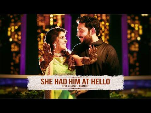 SHE HAD HIM AT HELLO - Neha & Gaurav Trailer