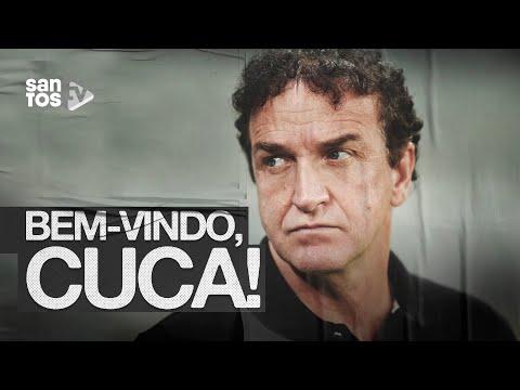 CUCA RETORNA AO #SANTOS FC