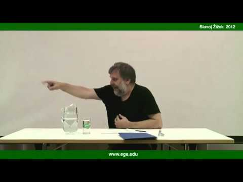 Slavoj Žižek. Object a and The Function of Ideology. 2012