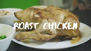Roast Chicken in Saladmaster MP5