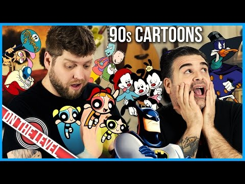Top 10 Cartoons From The 90s