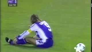 99 2000 Batistuta vs Arsenal