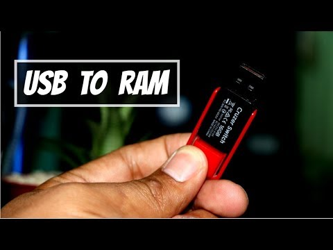BOOST PERFORMANCE OF YOUR COMPUTER USING USB AS ADDITIONAL VIRTUAL RAM