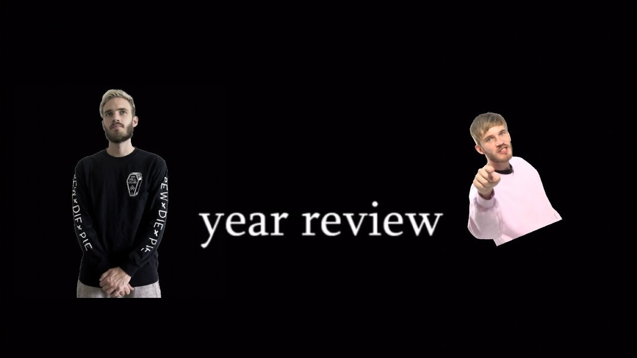 A 2018 Pewdiepie Year Review