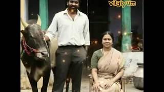 Dharmadurai poi vaada song for whatsapp status|yuvan musical and vairamuthu lyrics for tamil status☀