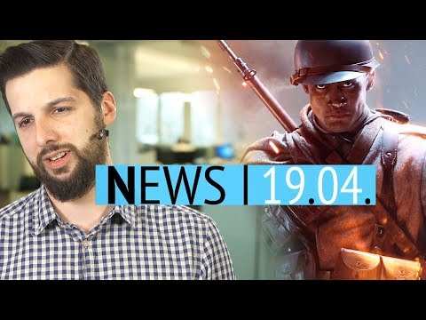 Battlefield V mit Battle Royale - Pro Evo verliert Champions League - News