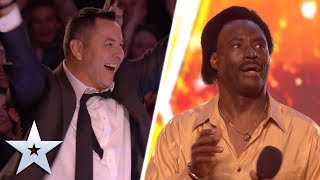 Unforgettable Audition: It's time for some Wiggle Wine with Donchez | BGT 2019
