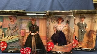 I Love Lucy Doll Collection Review Round #2