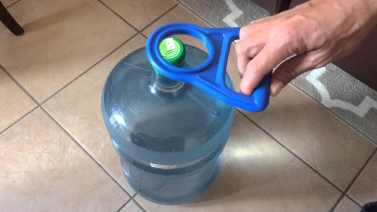 Amazon Purchase Terapump Water Bottle Handle Youtube