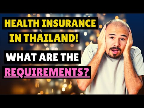 👩🏾⚕️ Health Insurance In Thailand What Are The Requirements | Retire In Thailand.