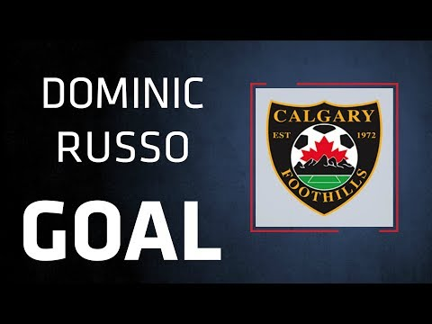 GOAL  Dominic Russo Hits Strike on the Bounce  Sounders U23 at Foothills FC