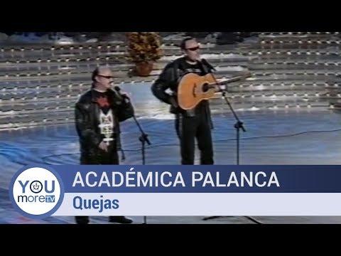 Académica Palanca - Quejas