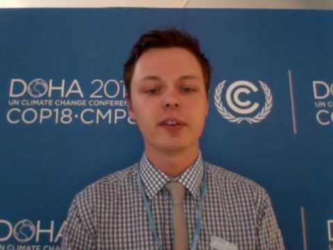 United Nations Climate Change Conference COP 18