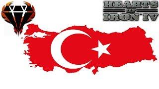 Hearts of Iron 4 - Modern Day Mod 2017 - Conservative Turkey - Rebuilding Ottoman Empire! #1