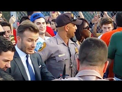 David Beckham in Miami - What really happened ORIGINAL