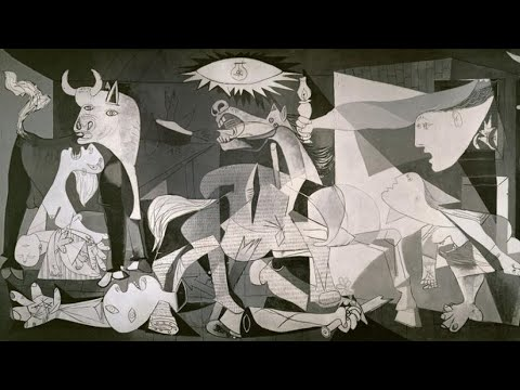 Picasso's iconic 'Guernica': Phantom scene-stealer in new show