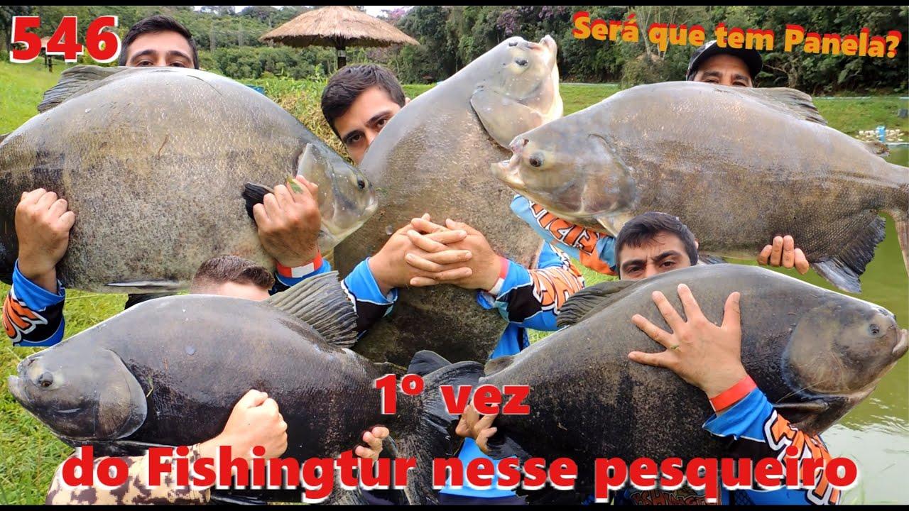 Ueda - Os Tambas Gigantes na pescaria de superfície e meia água - Fishingtur na TV 546