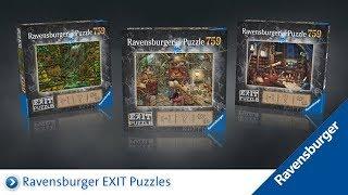Ravensburger EXIT Puzzles 2018