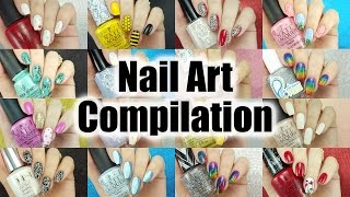 Nail Art Compilation #2 | Nails By Jema