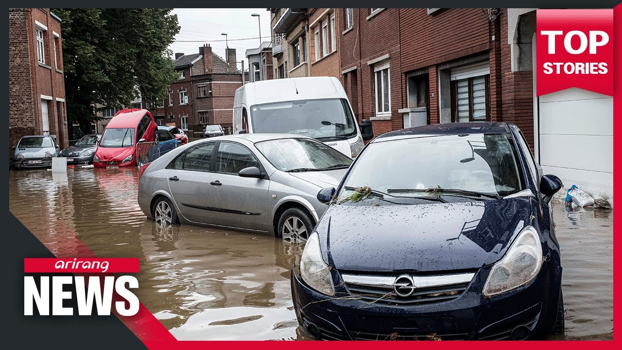 Floods in Germany, Belgium Leave More Than 100 Dead as ...