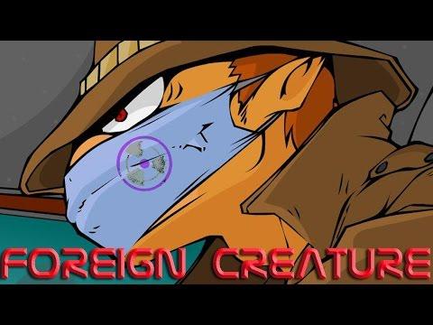 Foreign Creature | Parasite Vore