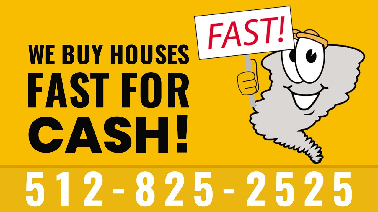 We Buy Houses In Austin TX - Sell Your Home Fast Austin TX
