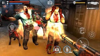 DEAD TARGET: Zombie || End Living Hell Event - Unlock Hell Flamethrower 「Android Gameplay」