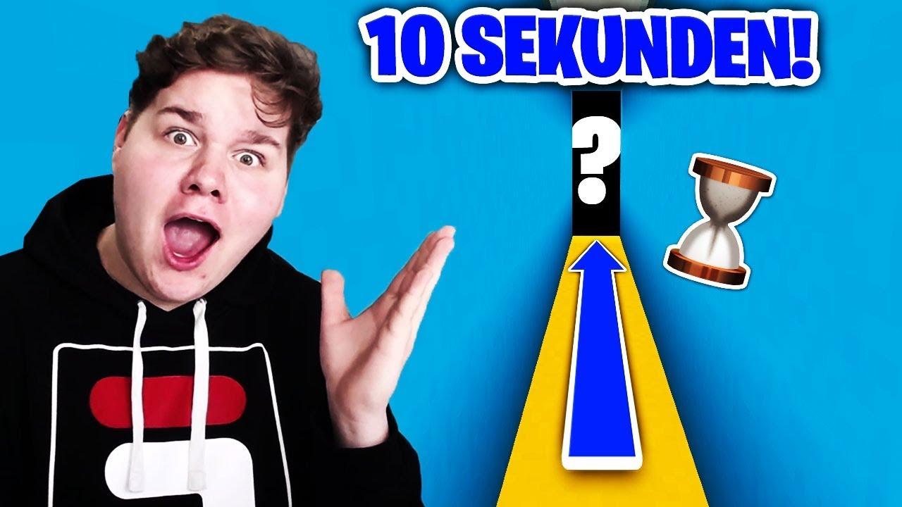 10 Sekunden