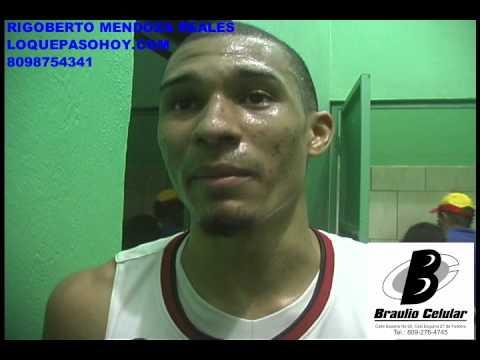 LIGA NACIONAL DE BALONCESTO RIGOBERTO MENDOZA REALES 2562014