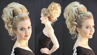 Высокий хвост | Авторские причёски | Лена Роговая | Hairstyles by REM | Copyright ©