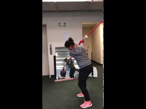 Megan Khang Preparing For 2018 LPGA Season.